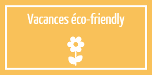 Logo vacances eco-friendly