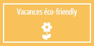 Logo vacances eco-friendly