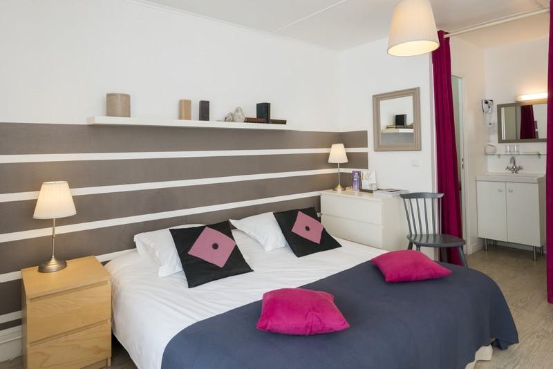 Chambre hôtel Casa Cosy au Pouliguen