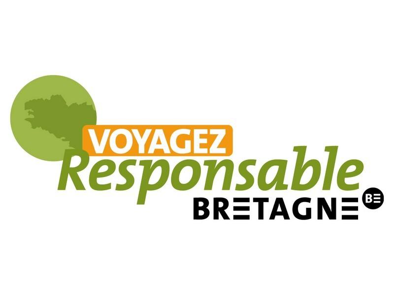 Voyagez Responsable Bretagne - Logo