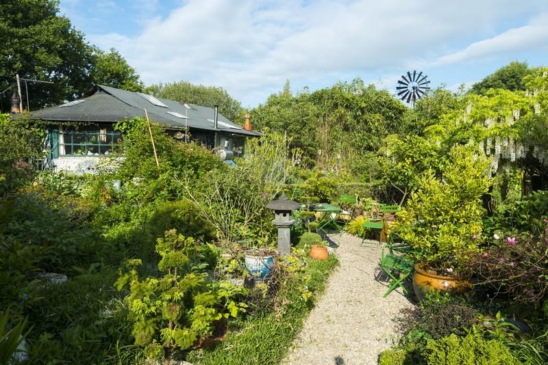 Vue d'ensemble - Jardin des Marais à Herbignac