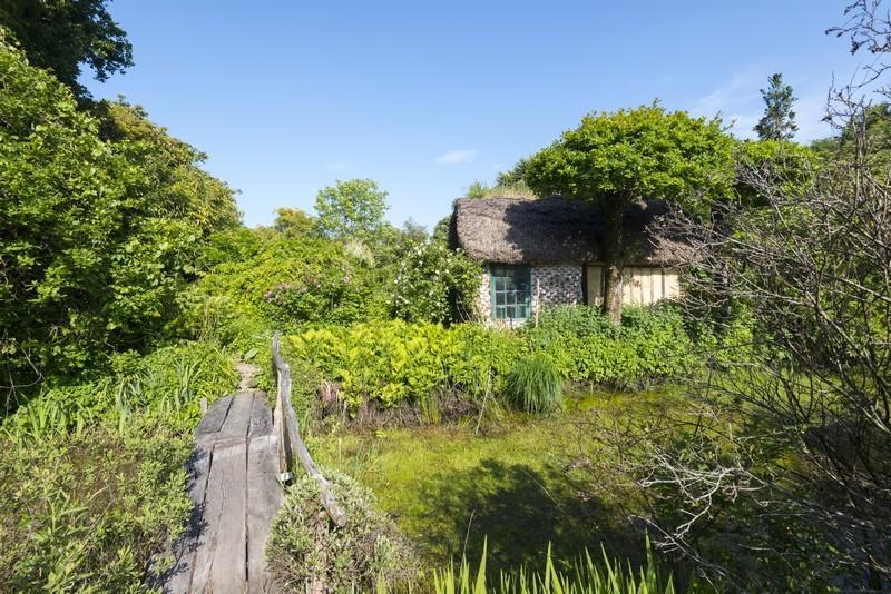 Vue d'ensemble - Jardin des Marais à Herbignac 2