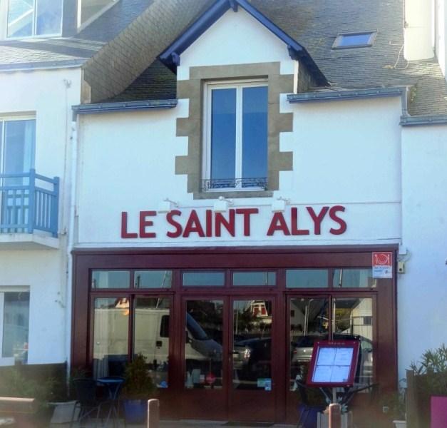 Le saint alys restaurant traditionnel le croisic la for Restaurant au croisic