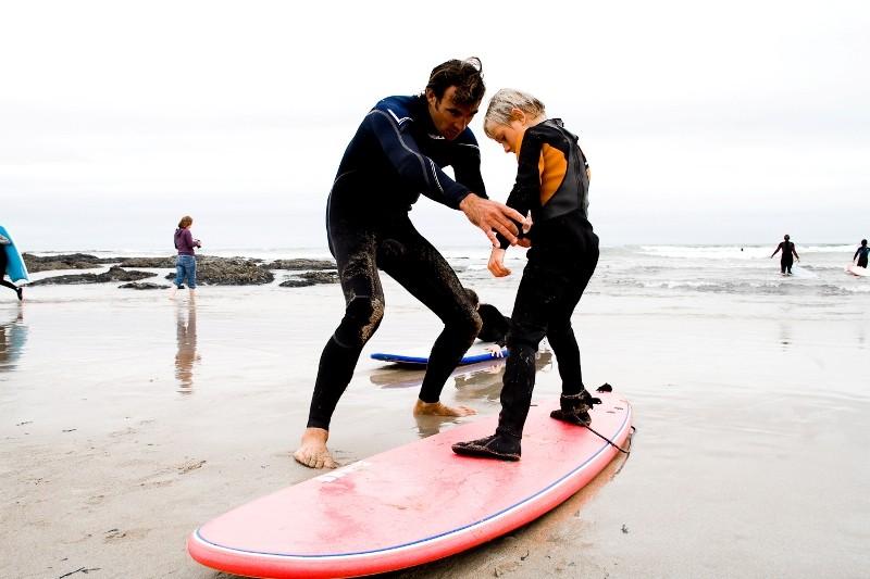 01- Ecole de Surf and Rescue