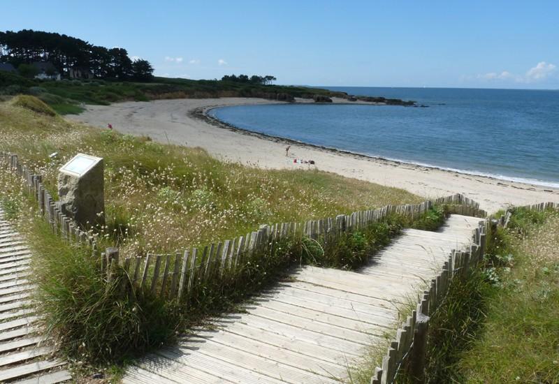 Strand von Loguy