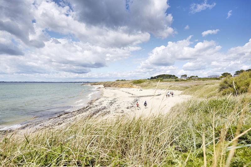 Strand von Lomer
