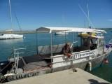 01 - Balade et navette en bateau avec le Galipétant, La Turballe, Le Croisic