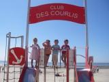 01 - Club de plage et Ecole de voile Les Courlis