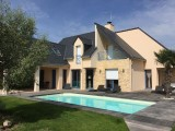 Chambre d'hôtes L'Océane au Pouliguen, vue extérieure
