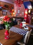 salle restaurant, Bistrot des Remp'Arts, proche cité médiévale, Guérande