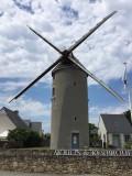 Visite du Moulin de Kerbroué
