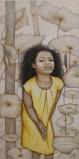 Artiste peintre Chrislane - Maena 120x60