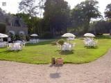 Assérac - Location de salles au Manoir de Kerougas - Réception en extérieur