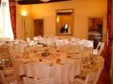 Assérac - Location de salles au Manoir de Kerougas - Tables dressées