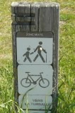 balisage itinéraire vélo la turballe