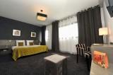 Best Western Hôtel de la Cité & Spa***, chambre double adaptée personnes à mobilité réduite