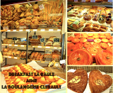 Breakfast at Home Boulangerie Clerault La Baule