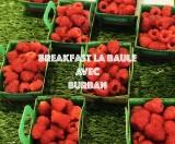 Breakfast at Home Burban La Baule