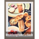 Breakfast at Home contact la Baule