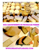 Breakfast at Home Fromages Perrin la Baule