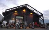 Guérande marais salants, restaurant Hoa, vue extérieure, ancienne salorge