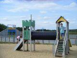 Camping l'étoile de mer proche de l'océan atlantique, en Brière - Jeux pour enfants