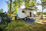 Camping le Domaine de Bréhadour - Guérande - Emplacement de camping-car