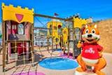 Camping le Domaine de Léveno - Guérande - Aire de jeux club enfant