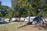 Camping le Panorama - Guérande - Emplacement toile de tente