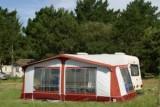 Camping Parc du Guibel à Piriac-sur-Mer, emplacement