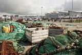 Casiers et filets de pêche
