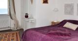 Chambre Bagueneau, chambre d'hôtes Les Embruns, vue mer, Le Pouliguen