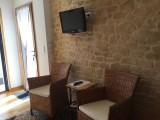 Chambre d'hôtes L'Océane au Pouliguen, coin TV