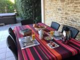 Chambre d'hôtes L'Océane au Pouliguen, petit-déjeuner