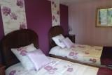 Chambre d'hôtes Le Cottage - Saint-Molf - chambre roseraie