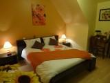 Chambre d'hôtes Le Cottage - Saint-Molf - chambre soleil levant