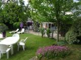 Chambre d'hôtes Le Cottage - Saint-Molf - jardin