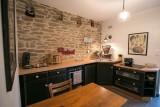 Chambre d'hôtes Passez simple - Saint Lyphard Cuisine l'atelier de Jules