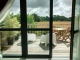 Chambre d'hôtes Passez simple - Saint Lyphard Terrasse