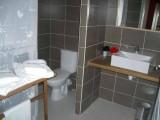 Chambres d'hôtes La Musardise à Guérande, salle d'eau