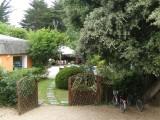 Chambres d'hôtes Les Embruns au Pouliguen, les vélos et l'accès au jardin