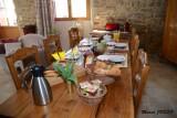 Chambres d'hôtes Polohan - petit-déjeuner
