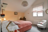 Chez Lilette - chambre d'hôtes- chambre orange- La Baule