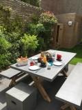 chez-lilette-la-baule-petit déjeuner en terrasse