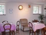 Chez Mme Brasselet - Chambres d'hôtes à Saint-Molf en Brière - salle petit-déjeuner