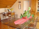 Chez Mme Legal, chambre d'hôtes proche de l'océan atlantique en Brière- Salle petit déjeuner