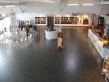 Ciné Presqu'île à Guérande, le hall d'accueil