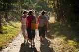 Circuit les bords de Vilaine : promeneurs
