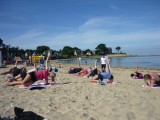 Club de plage les Mouettes - plage de Sorlock à Mesquer
