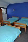 CNBPP Le Pouliguen, hébergement : chambre